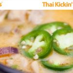 Thai Kickin' Chicken Soup