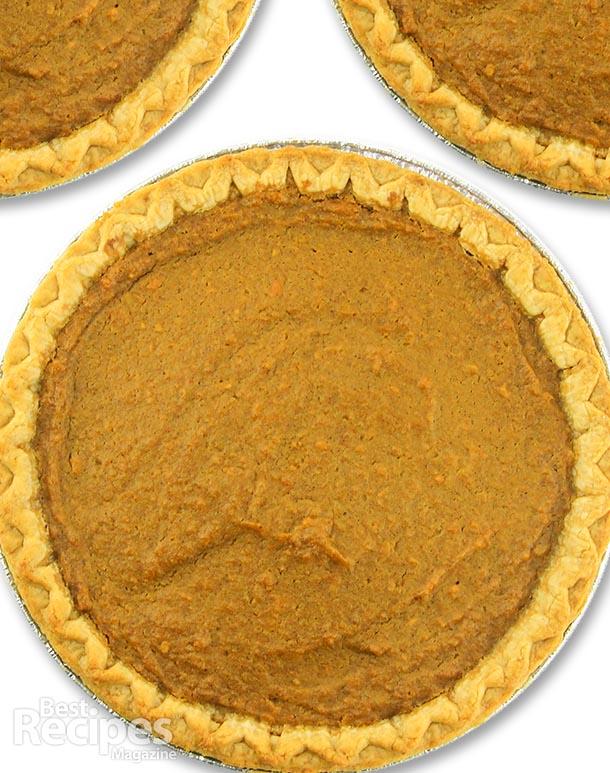 Sweet Potato Pie I Recipe — Dishmaps